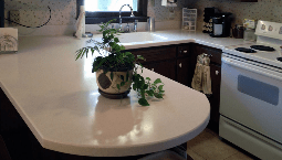 Crescent City Countertops - Solid Surface