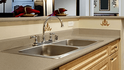 Solid Surface Sinks